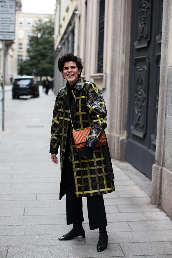 On the Street…Via Palermo, Milan