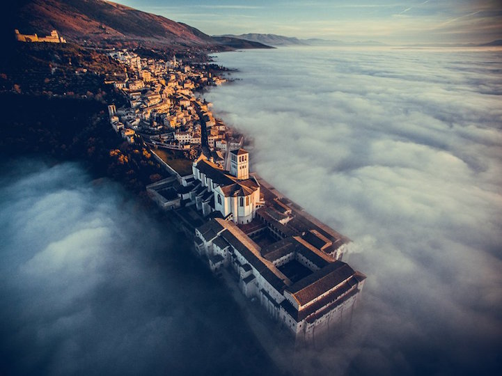 Победители конкурса дрон-фотографии International Drone Photography Contest 2016