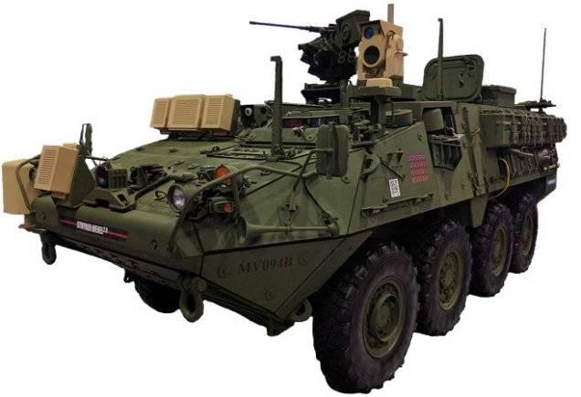 Боевой лазерный комплекс Str…