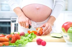 Вегетарианский принцип питания матери может снизить интеллект будущего ребенка
