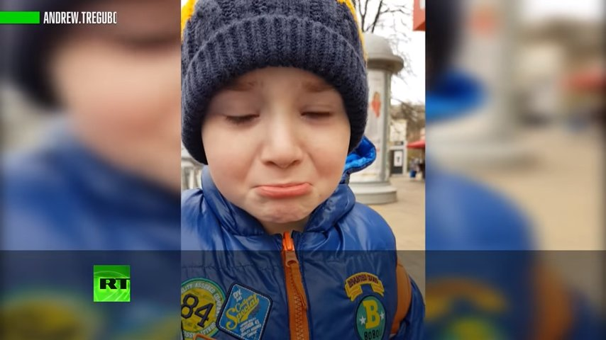 Первоклассник расплакался из-за… каникул