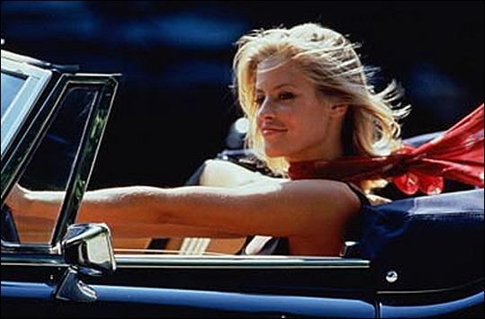 Мифы о Блондинках за рулем