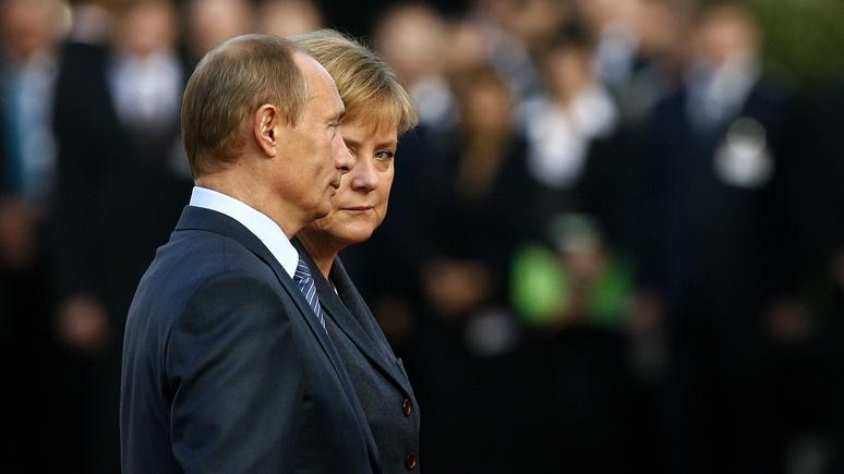 Der Spiegel: Меркель поедет к Путину, чтобы «предотвратить худшее»