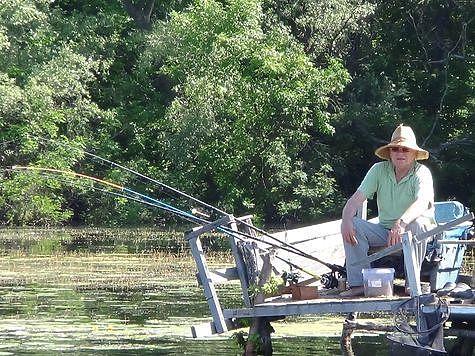 10 причин почему нужно хоть раз в жизни взять в руки удочку и отправиться на рыбалку