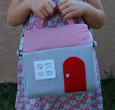 игрушечная сумка