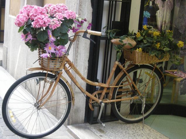Велосипед — это не только средство передвижения