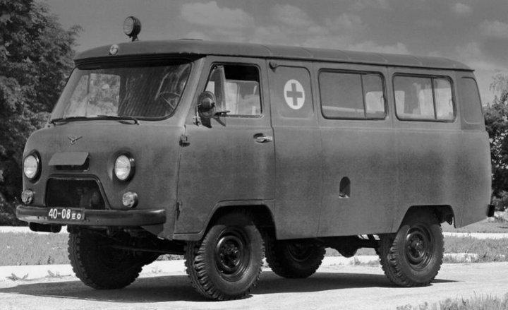 """История """"Буханки"""" УАЗ-452"""