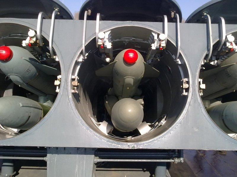 Противолодочные ракетные комплексы