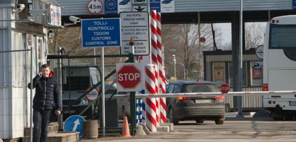 ВЭстонии возобновились пограничные обыски русских активистов