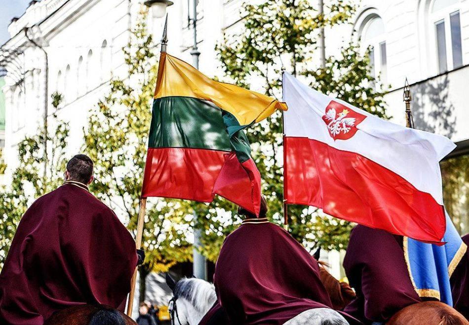Польско-литовскую дружбу про…