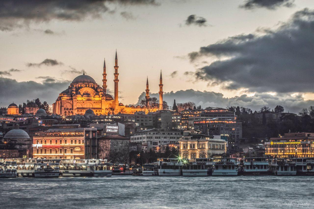 10 мест в Стамбуле, которые не покажут «пакетным» туристам