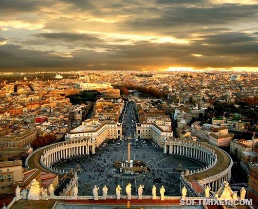 Легенды Ватикана