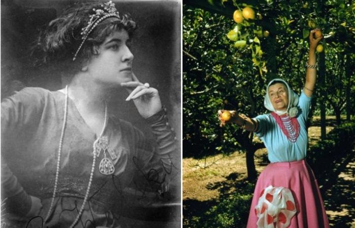 Мадам Вальска - девушка из Бреста, которая сменила шесть мужей-миллионеров и построила чудо-сад