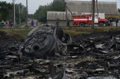 «Боинг-777». Месяц со дня катастрофы.