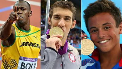 Twitter выявил героев Олимпиады-2012