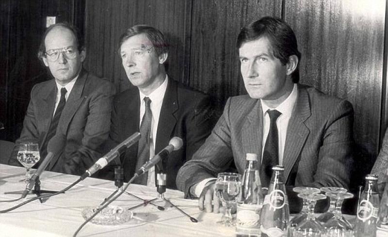 002 Алекс Фергюсон: Самый титулованный тренер Манчестер Юнайтед