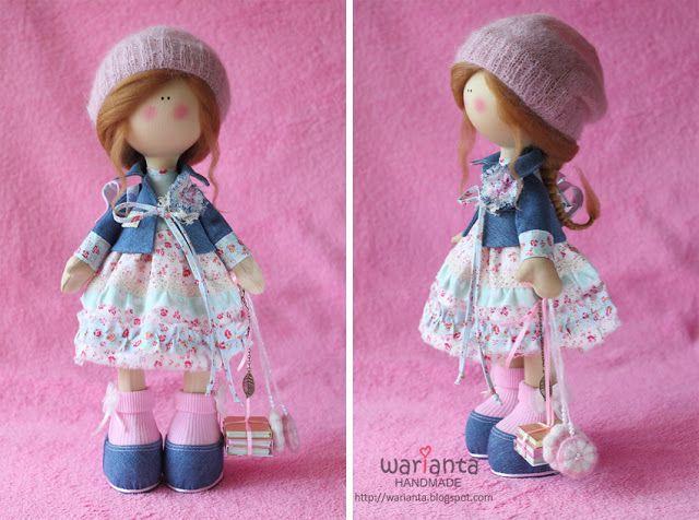 Куклы сшитые своими руками цена