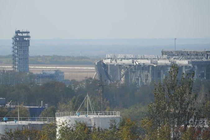 В аэропорту Донецка уничтожен элитный отряд спецназа ГУР Минобороны Украины