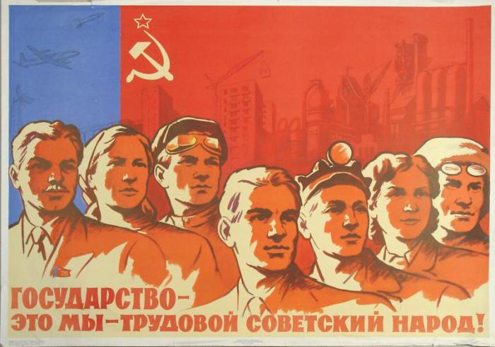 """СССР - Империя """"рабов""""?"""
