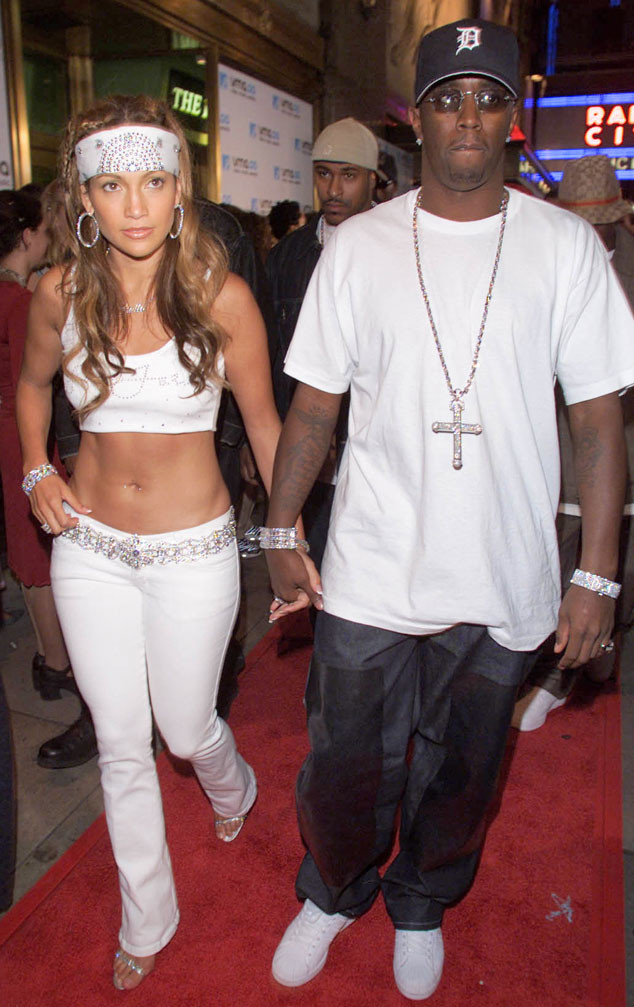 """Sean ''Diddy'' Combs Calls Jennifer Lopez's Booty a ''Work of Art,"""" Says Kim Kardashian's Butt Can't Compare!"""
