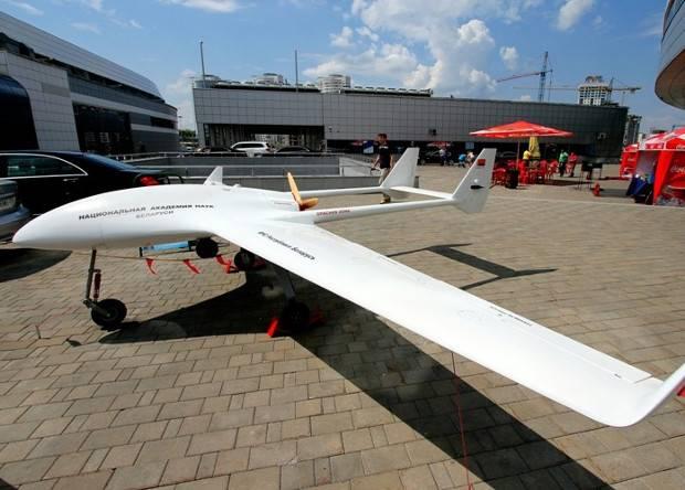 Беспилотный летательный аппарат «Буревестник МБ» (Беларусь)