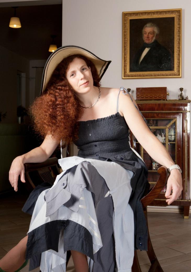 Платье Юлии Латыниной