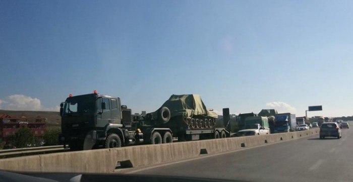 В Алжир доставлена очередная партия танков Т-90СА