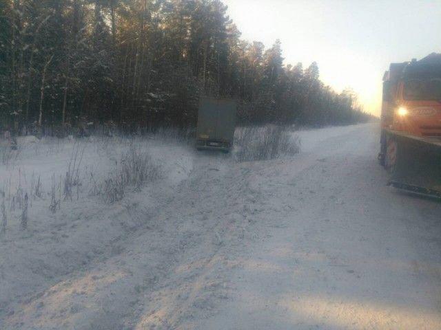 Дальнобойщик проехал 500 км с обмороженными руками, прежде чем его спасли