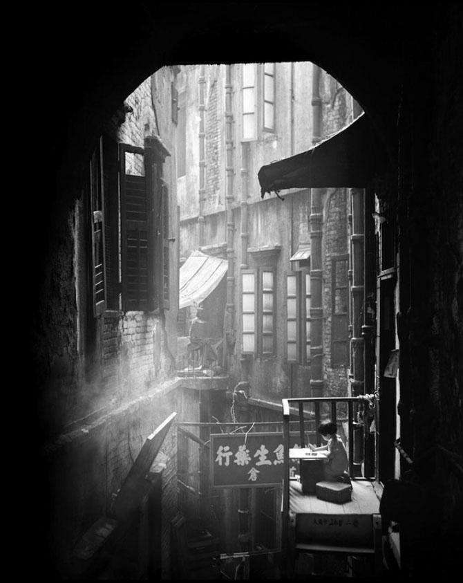 Чёрно-белые ретро фотографии…