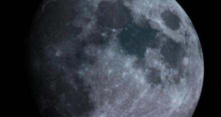 Странная аномалия. Луна это голограмма?