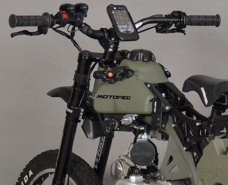 Мотоцикл для выживания - Фото 3