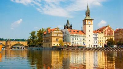 Столица Чехии Прага ждет пик…