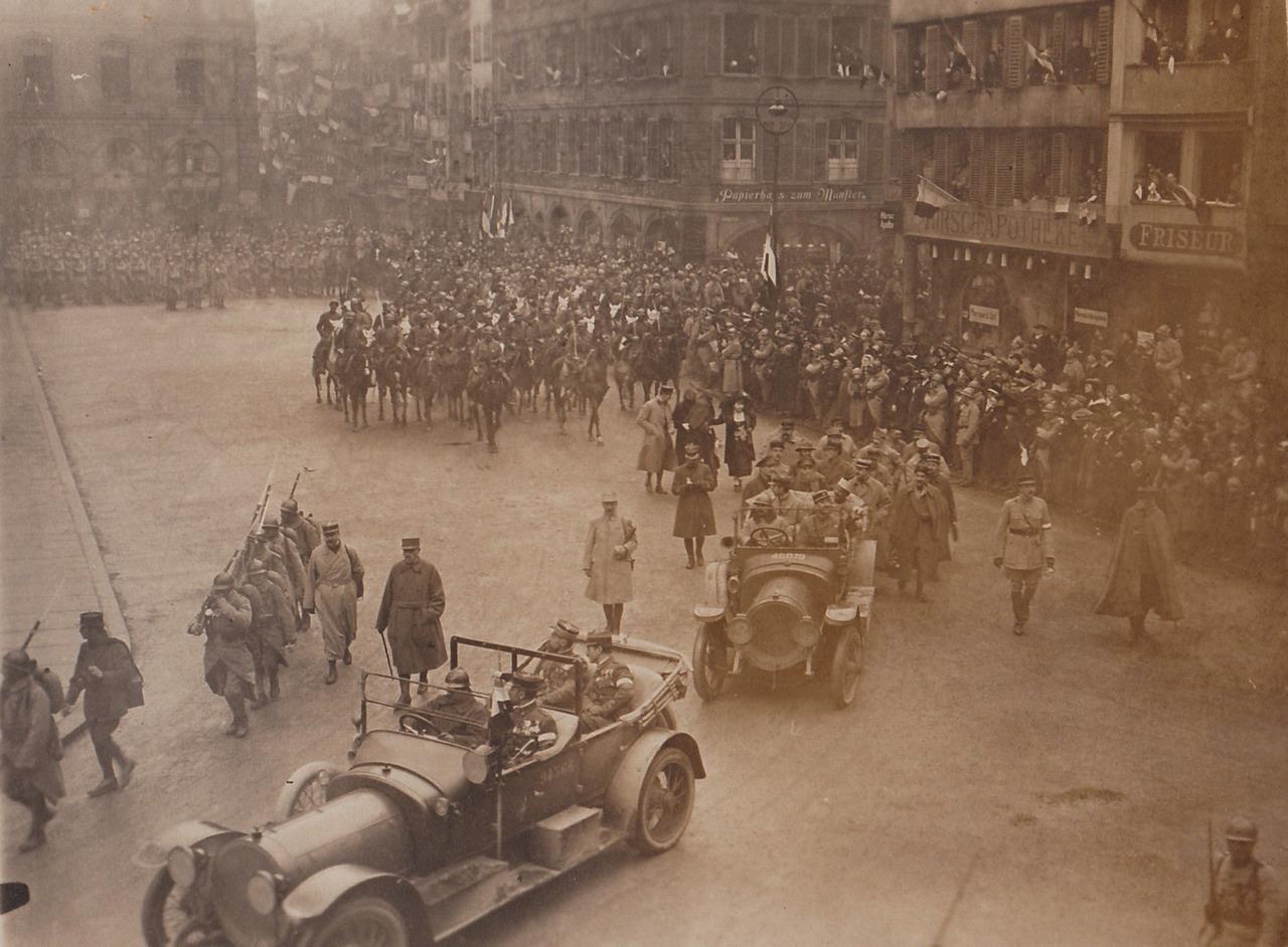 первая мировая война франция фото