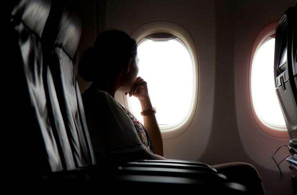Туристы рассказали, что помогает им бороться со страхом полетов