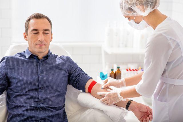 В цифрах и фактах: 90% доноров крови– мужчины