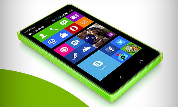 Начались продажи Android-смартфона Nokia X2