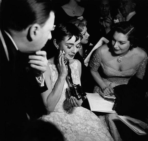 Редкие снимки Одри Хепберн одри хепберн, фото, кадр