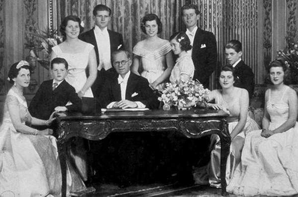Тайны и загадки известных семей
