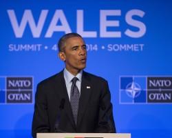 Обама объяснил прекращение огня на Украине санкциями против России