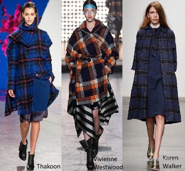 Мода и стиль. Модные пальто осень-зима 2014-2015