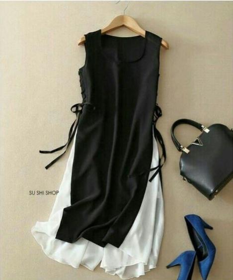 Выкройка платья туники
