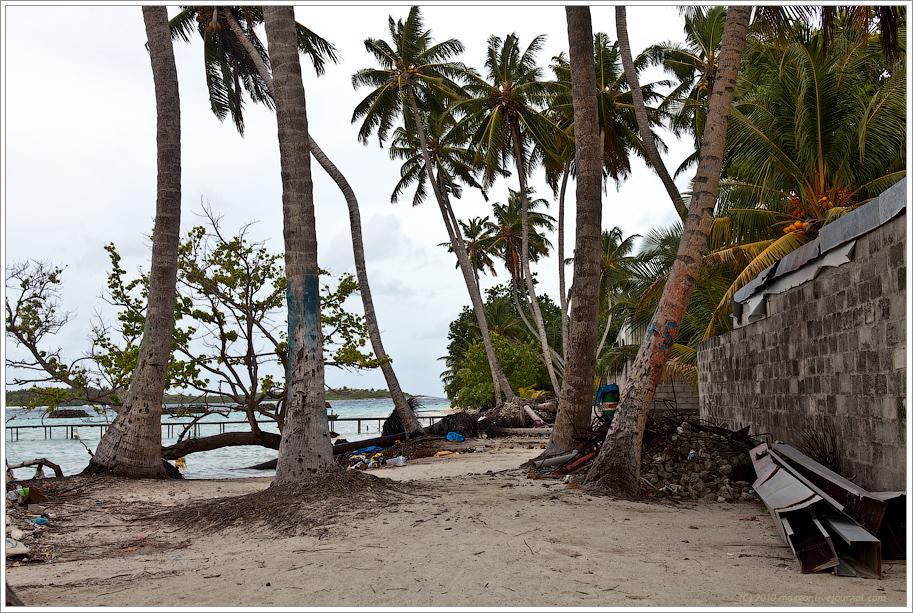 Мальдивы - острова контрастов.