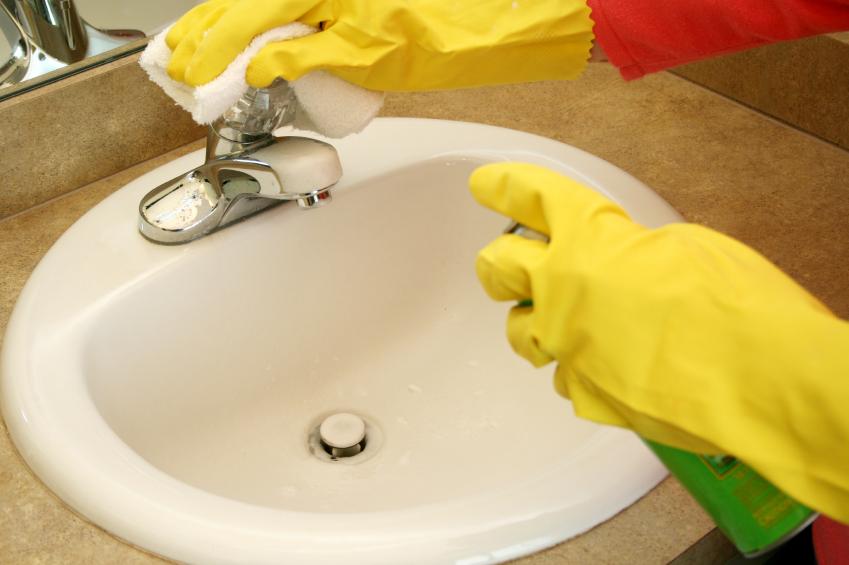 детей после очистить налет в ванной конкретного