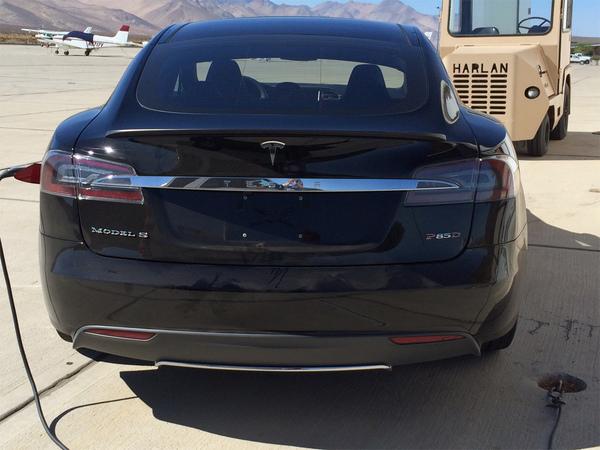 Tesla Model S получит новую версию