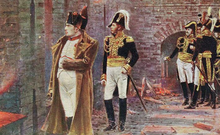 Die Welt: Этот отравленный рай разорил армию Наполеона