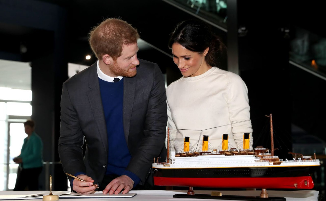 Принц Гарри и Меган Маркл арендовали загородный особняк за 2,5 млн фунтов стерлингов