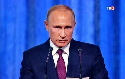 Путин призвал довести до 50% объем гражданской продукции на оборонных предприятиях