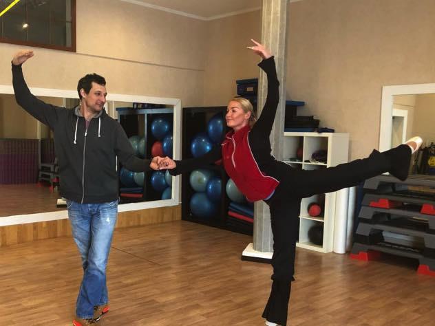 Волочкова устроила пьяные танцы в день крушения Ан-148