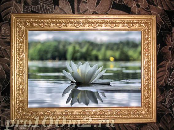 Самодельная рамка для фотографий и картин