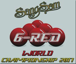 6 Red World Championship 2017